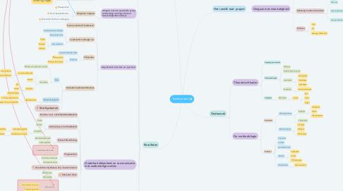 Mind Map: Taaldiversiteit