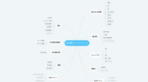 Mind Map: (総合職)ビジュアルブック