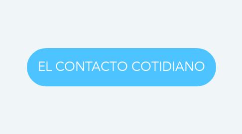 Mind Map: EL CONTACTO COTIDIANO