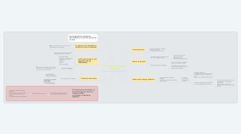 Mind Map: EL SISTEMA NACIONAL DE SALUD