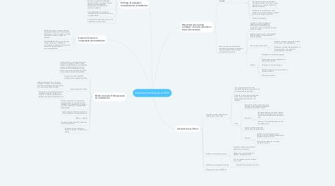 Mind Map: Aspectos Ecológicos na RAD