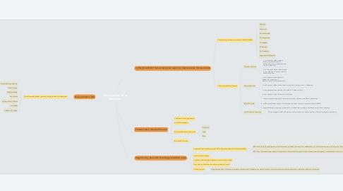 Mind Map: Participación de la Empresa