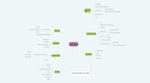 Mind Map: Szaketikák