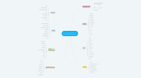 Mind Map: Vernetzungspartner der Klinischen Sozialarbeit