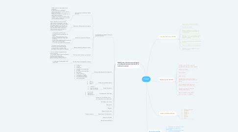 Mind Map: PNDIP