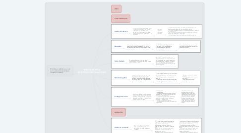Mind Map: ENFOQUES DE LA INVESTIGACIÓN CUALITATIVO