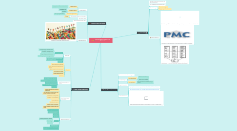 Mind Map: Positive Relationships in the Classroom