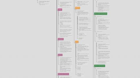 Mind Map: Reportaje Radial