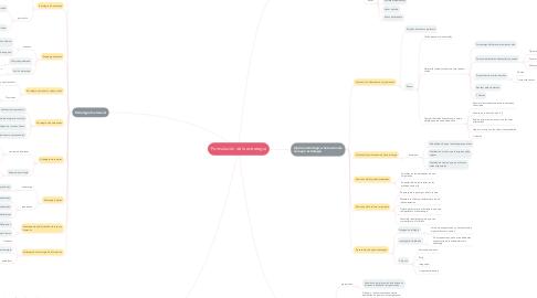Mind Map: Formulación de la estrategia