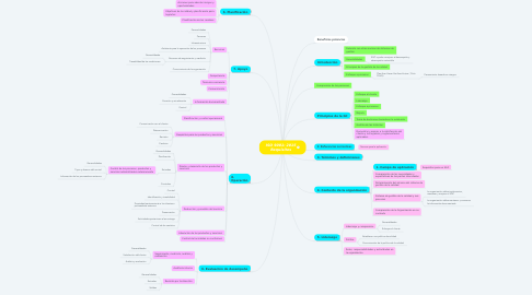 Mind Map: ISO 9001: 2015 Requisitos