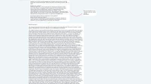 Mind Map: Скрипт разговора с лидом с рекламы