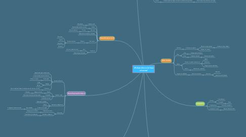 Mind Map: El derecho en la fase virreinal