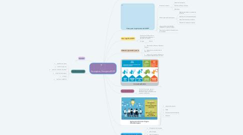 Mind Map: Conceptos, Principios ZOPP