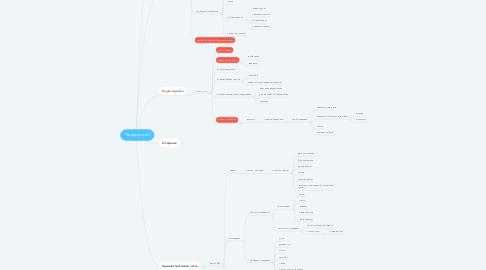"Mind Map: ""Банкротство"""