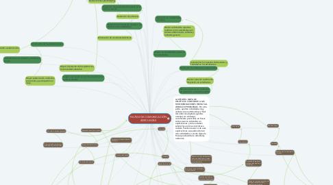 Mind Map: PAUTAS DE COMUNICACIÓN ADECUADAS