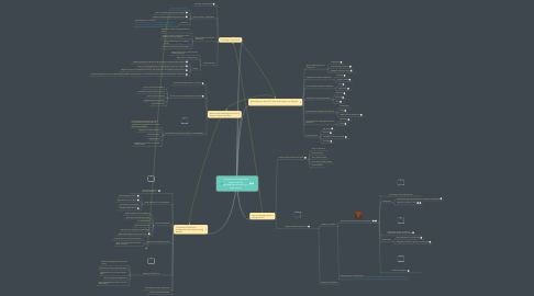 Mind Map: Improve moving abroad experience for entrepreneurs thanks to a web service
