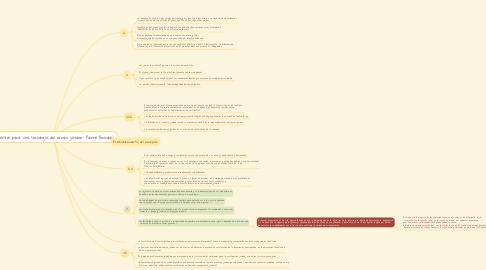 Mind Map: Elementos para una sociología del campo jurídico- Pierre Bourdieu.