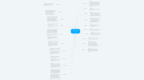 Mind Map: DERECHOS HUMANOS DEL 1-20