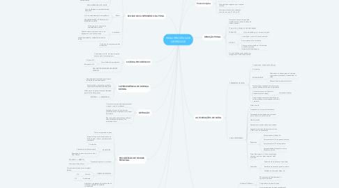 Mind Map: PENA PRIVATIVA DE LIBERDADE