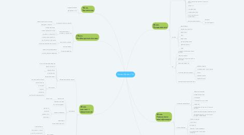 Mind Map: Бьюти бизнес 1.0