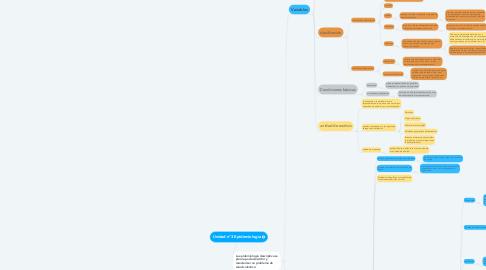 Mind Map: Unidad nº3 Epidemiologia