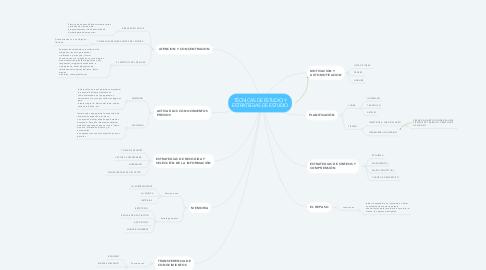 Mind Map: TÉCNICAS DE ESTUDIO Y ESTRATEGIAS DE ESTUDIO