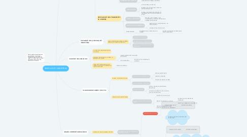 Mind Map: REVOLUCIÓ INDUSTRIAL