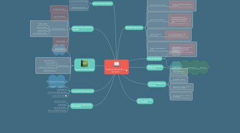 Mind Map: Diseño y manejo de un Almacen.