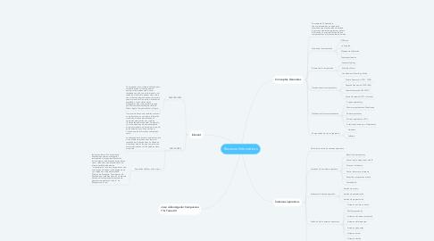 Mind Map: Recursos Informáticos
