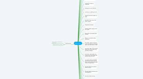 Mind Map: Ashley Manz