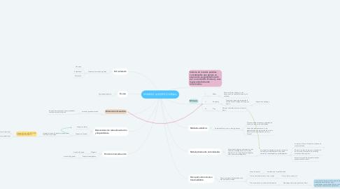 Mind Map: MUNDO LUDOFICCIONAL