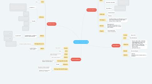 Mind Map: Sistemas Psicológicos