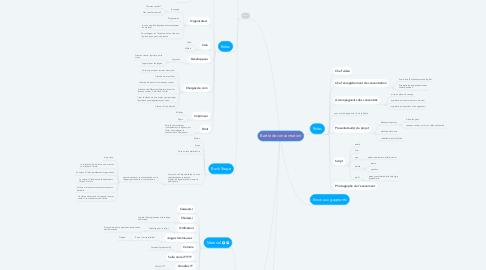 Mind Map: Battle de concentration