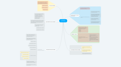 Mind Map: INFORME PSICOLÓGICO