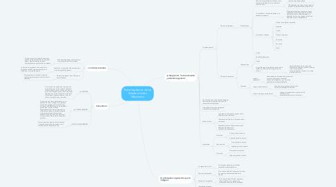 Mind Map: Poder legislativo de los Estados Unidos Mexicanos
