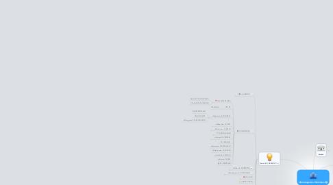 Mind Map: Infomanagement Strukturen