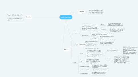 Mind Map: Receita pública