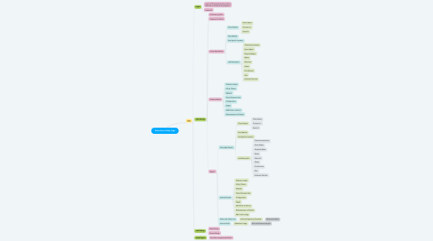 Mind Map: Subsurface Utility App
