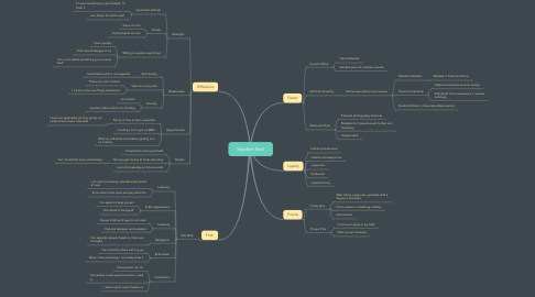 Mind Map: Stephen Steil