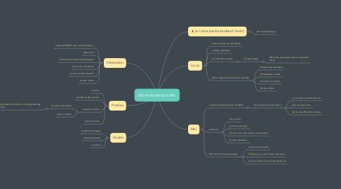Mind Map: Monorientation.info