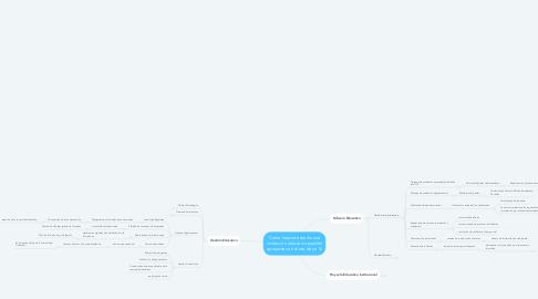 Mind Map: Como los procesos de una institución educativa pueden apoyarse con el uso de un SI