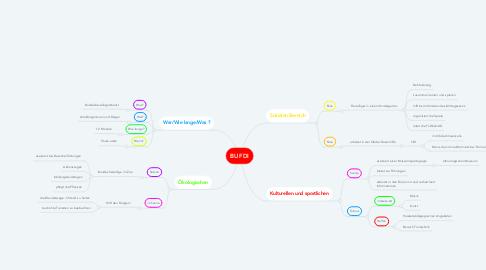 Mind Map: BUFDI