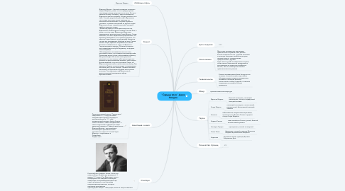 """Mind Map: """"Иди и возвращайся"""" Евгения Овчинникова"""""""