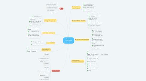 Mind Map: Профиль должности администратора