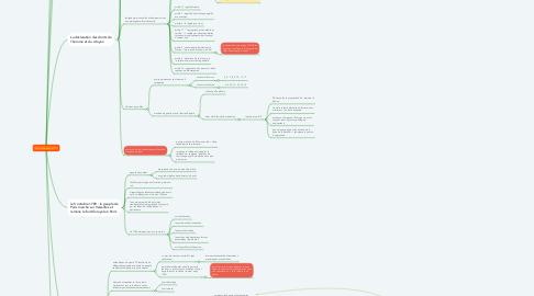 Mind Map: La Constitution de 1791
