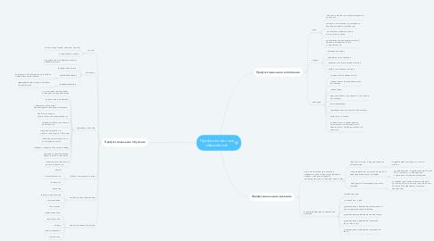 Mind Map: Профессиональное образование