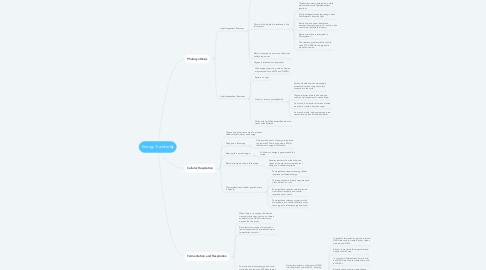 Mind Map: Energy Transfer