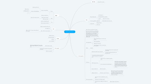 Mind Map: Options App function