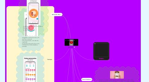 Mind Map: App. FLO