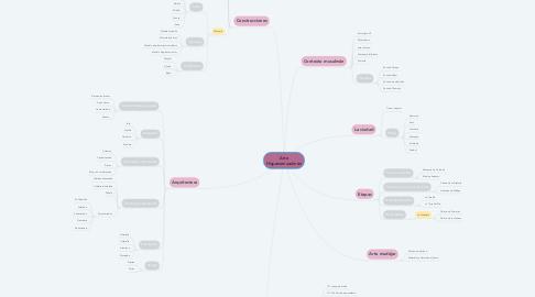 Mind Map: Arte Hispanomusulmán